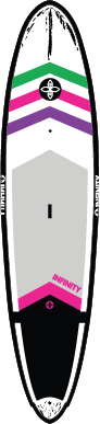 New Deal SUP Surf Board - Infinity Custom Boards